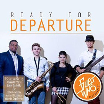 Ready for Departure - Guess Who Jazz Quartet